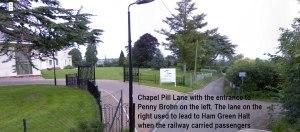 Chapel Pill Lane