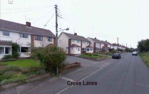 Cross lanes 1