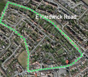 E Hardwick Road