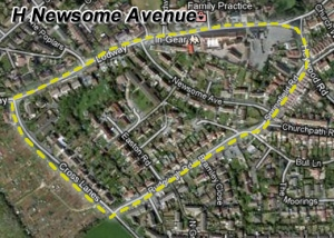 Newsome Ave