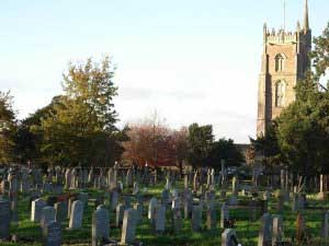 St George's Churchyard