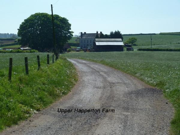 Upper Happerton Farm